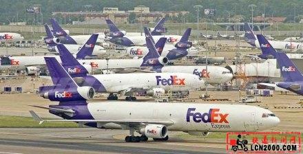 FedEx飞机