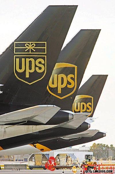 ups飞机