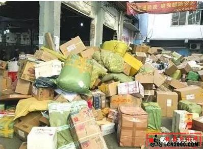 申通快递上海多个站点爆仓,卢湾站倒闭,吴淞站缺人