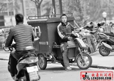 深圳:8月1日起快递三轮车上路一律查扣