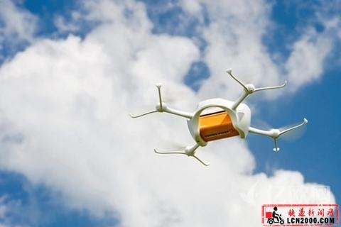 无人机加速进入快递业 商业应用面临政策法规限制