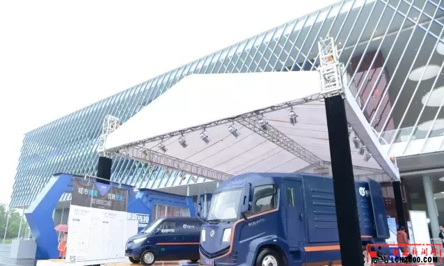 菜鸟启动A计划 将向行业推出100万辆新型智慧物流车