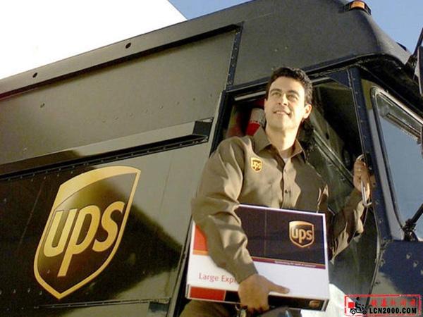 市值900多亿美元的UPS早已不是家简单的快递公司了!