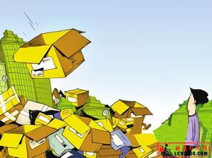 """快递包装污染需""""解药"""" 媒体:立法推动是托底措施"""