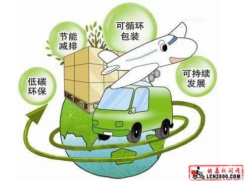 绿色物流菜鸟践行 十部委加持绿色快递包装
