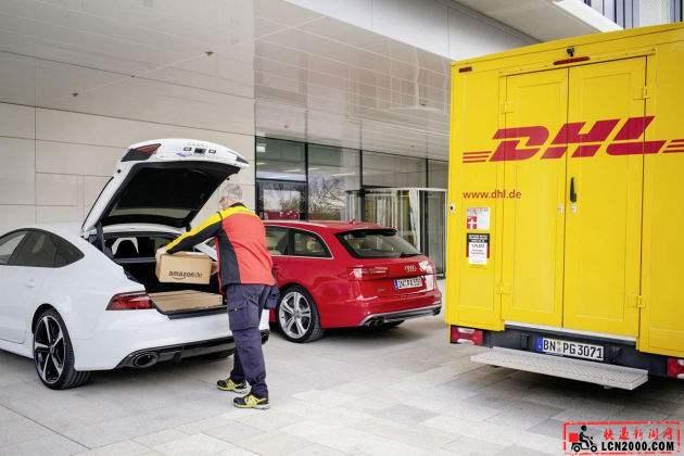 汽车后备箱将可收快递 物流发展呈现无界化趋势