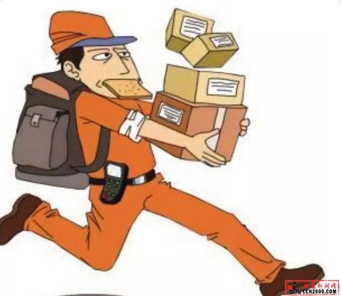 快递员送货途中摔伤算不算工伤? 律师这样说