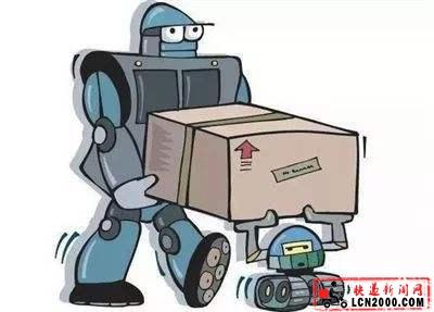 """机器人""""抢""""了一些快递员工作-快递新闻网"""