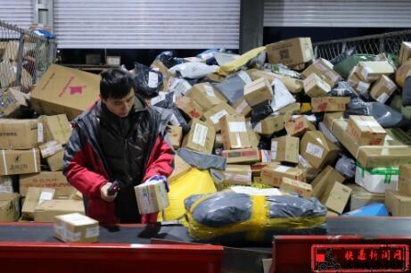 国家邮政局:11月11日全国处理快件4.16亿件 同比增25.68%-快递新闻网