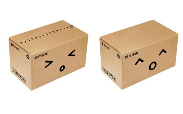 哪些快递纸箱能二次利用?天猫工作人员:5层瓦楞纸的才行