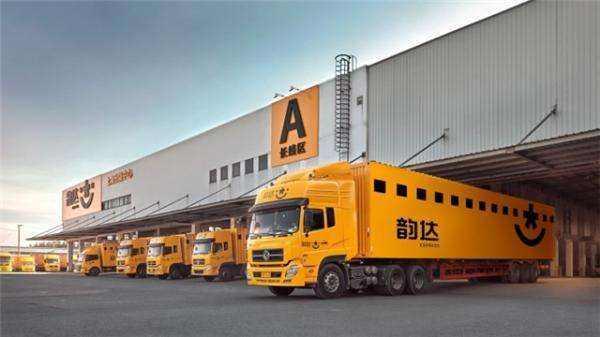 韵达4月快递服务业务收入25.49亿元 同比增长178.88%