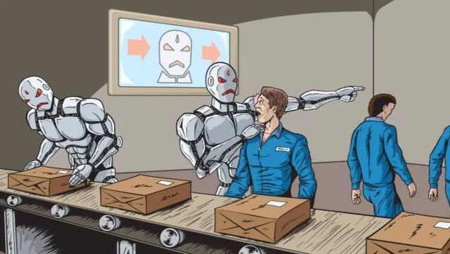 亚马逊推出打包机器人 可替代数千名员工