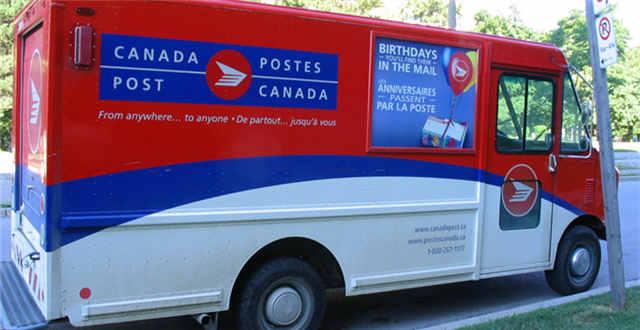 加拿大邮政投资23亿加元加强网络能力建设