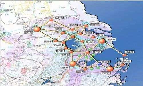 长三角一体化规划货运物流 哪些快递企业早有布局