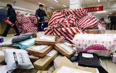 国家邮政局:2020年我国快递业务量将超700亿件