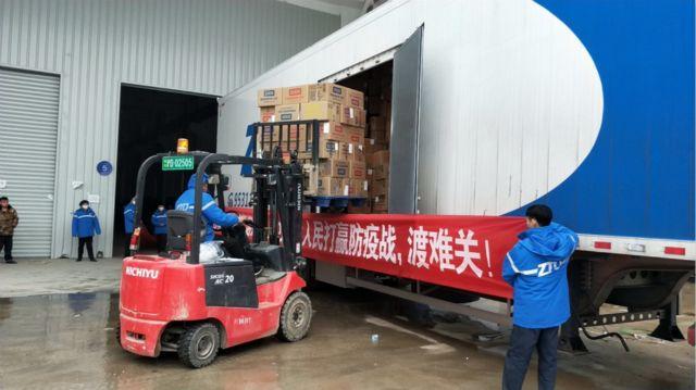 国家邮政局:快递企业需确保防疫物资送得进不中断