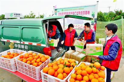 阿里菜鸟与中国快递协会发起倡议:加快快递进村助农货进城