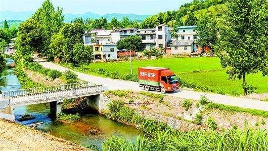 """国家邮政局:到2022年底符合条件的建制村基本实现""""村村通快递"""""""