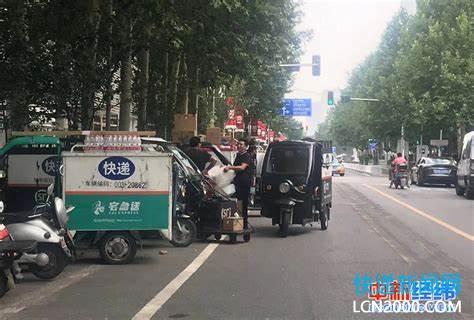 上海人大代表:呼吁快递外卖电动车统一安装行车记录仪