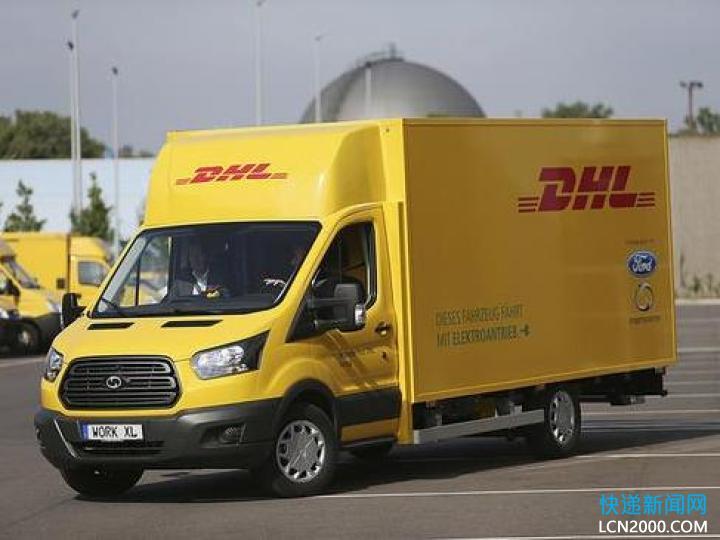 DHL推出香港至中国内地零担卡车运输