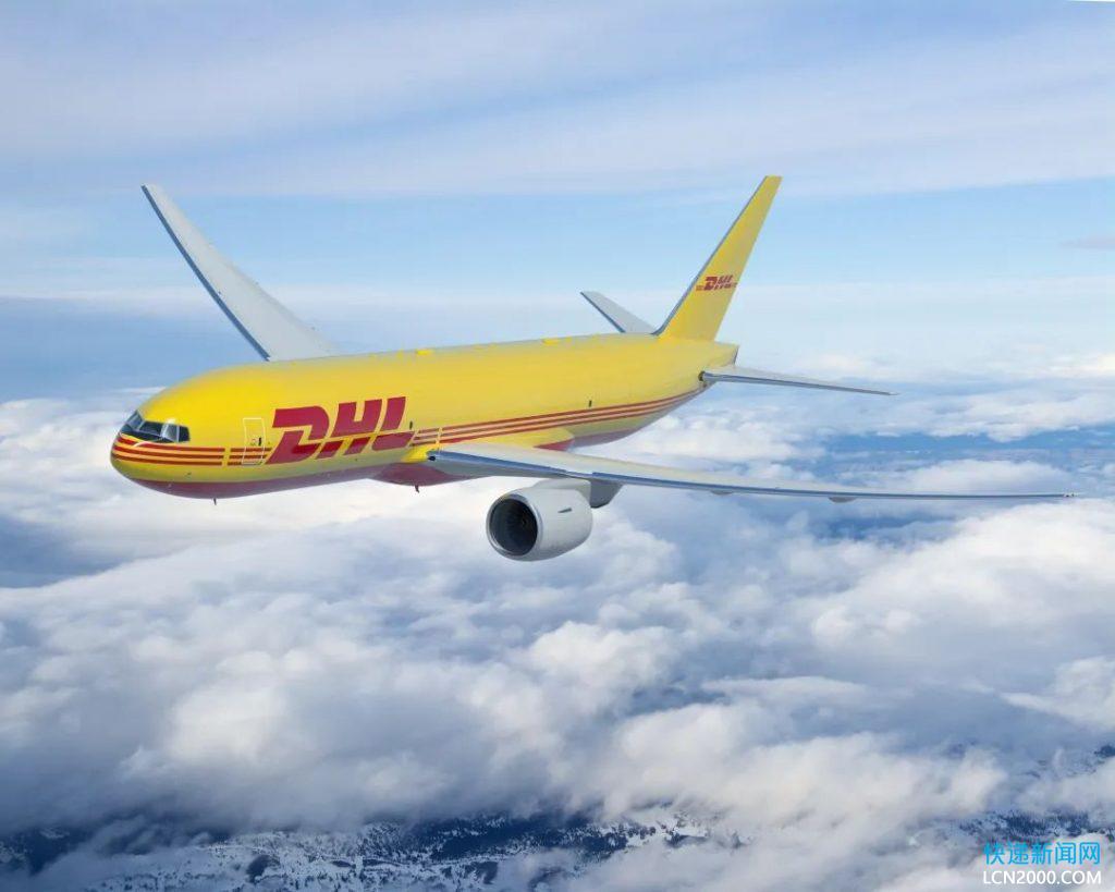 抢占先机?DHL买了8架波音777货机