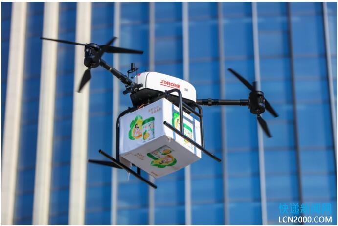 民航局:进一步扩大无人机物流配送试点范围