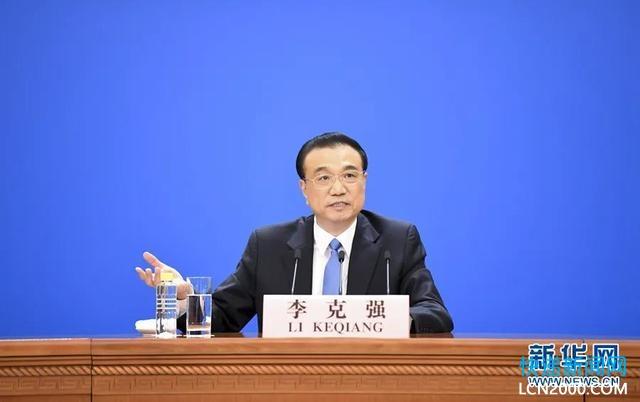 李克强总理:网购、快递等逆势快速增长,带动了就业和传统产业的发展