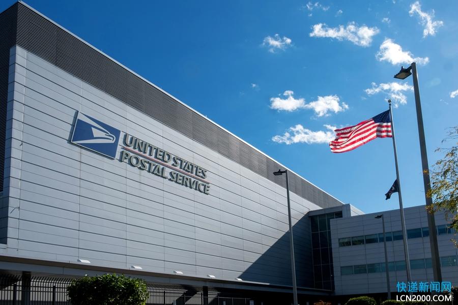 美国邮政2021财年Q1营收215亿美元 同比增长11.1%